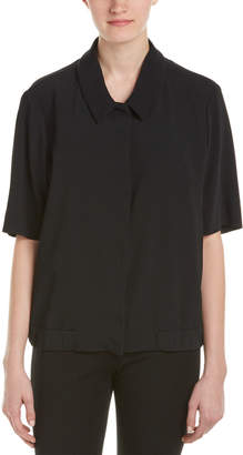 Piazza Sempione Silk-Blend Jacket