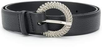 Orciani round buckle belt