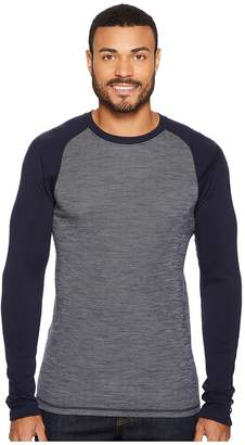 Smartwool NTS Mid 250 Pattern Crew Top Men's Long Sleeve Pullover