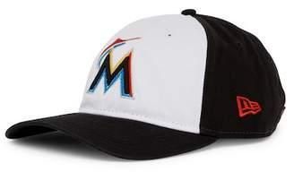 New Era Cap MLB Miami Marlins White Pop Cap
