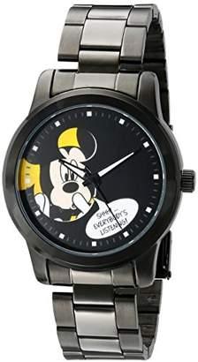 Disney Unisex W001840 Mickey Mouse Analog Display Analog Quartz Watch