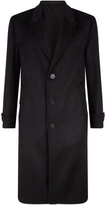 Burberry Cashmere Tailored Coat