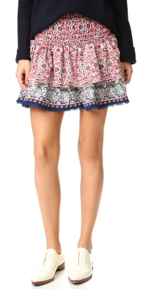 MISA Remy Skirt $216 thestylecure.com