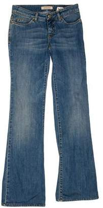 See by Chloe Low-Rise Wide Jeans