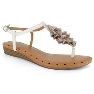DOLCE by Mojo Moxy Capri Women's Tassel Sandals