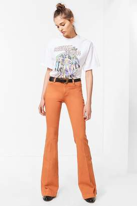 BDG Mid-Rise Stretchy Flare Jean