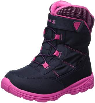 Kamik Kids' Stance Winter Boot, Navy/Magenta