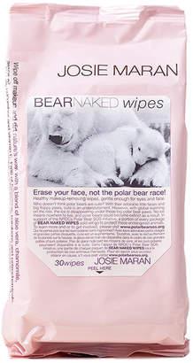 Josie Maran Cosmetics Bear Naked Makeup Wipes