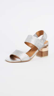Coclico Bask Block Heel Sandals