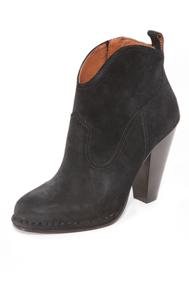 Frye Madeline Booties $348 thestylecure.com