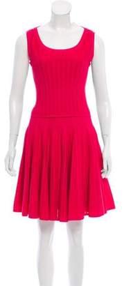 Alaia Pleated Skirt Set