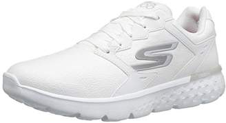 Skechers Performance Women's's Go Run 400-Motivate Trainers White, 37 EU