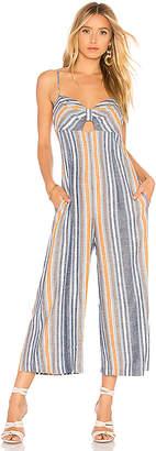 BCBGeneration Ruched Culotte Jumpsuit