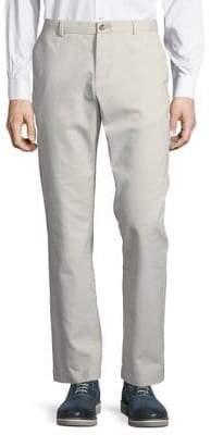 Black & Brown Black Brown Straight-Leg Chino Pants