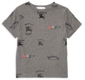 Burberry Little Boy's & Boy's Logo T-Shirt