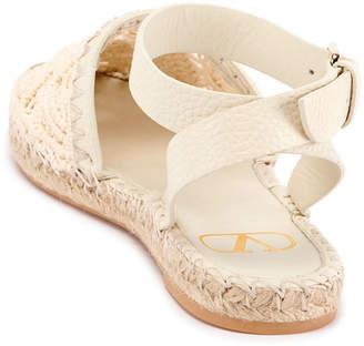 Valentino Marrakech Ankle-Strap Espadrilles