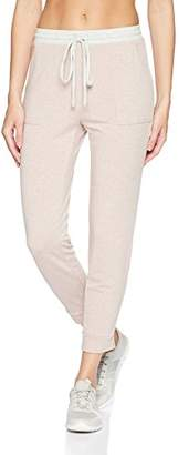Michael Stars Women's Color Block Elevated French Terry Drawstring Pant
