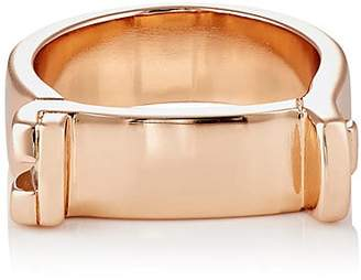 Miansai WOMEN'S HUDSON RING - ROSE GOLD SIZE 5