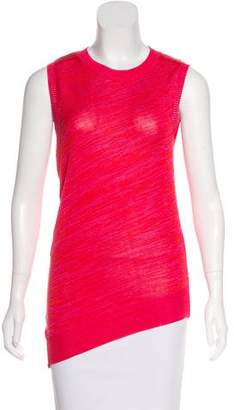 Cédric Charlier Sleeveless Knit Top w/ Tags