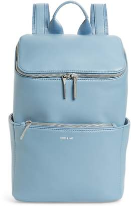 Matt & Nat Loom Brave Faux Leather Backpack