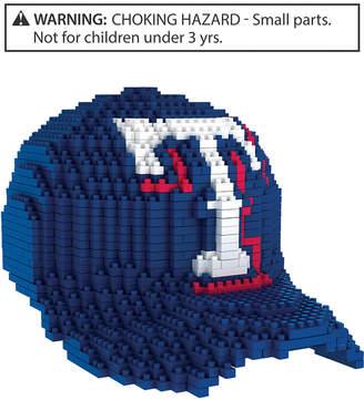 Forever Collectibles Texas Rangers Brxlz 3D Baseball Cap Puzzle