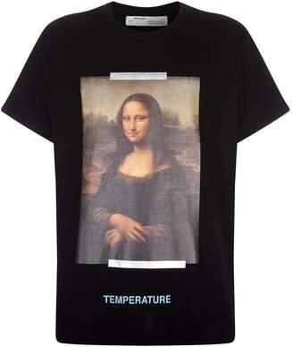 Off-White Off White Mona Lisa T-Shirt
