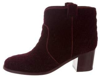 Laurence Dacade 2018 Nico Woven Ankle Boots
