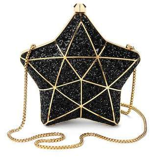 Aspinal of London Star Clutch