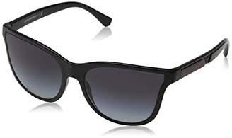 Emporio Armani Women's 0EA4112 50178G Sunglasses