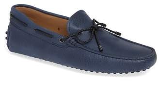 Tod's Laceetto Gommini Driving Moccasin