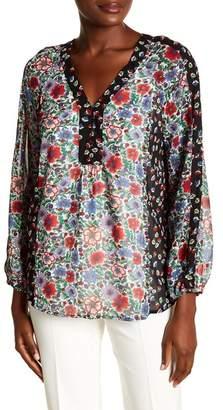 Nanette Lepore NANETTE Floral Top