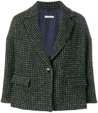 1901 Circolo tweed blazer