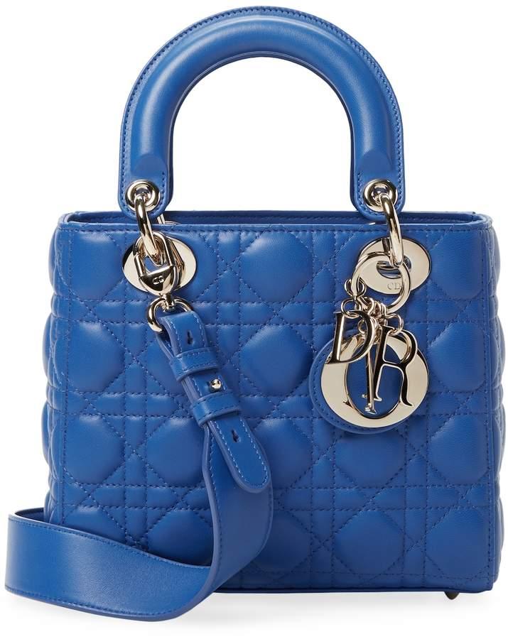 Dior Women's Quilted Satchel
