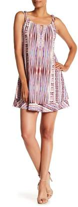 Hale Bob Spaghetti Strap Dress
