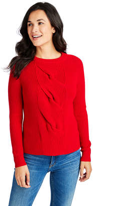 Vineyard Vines Cable Front Sweater