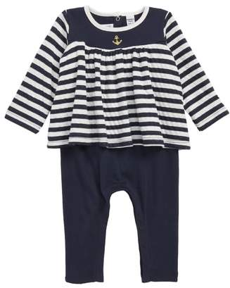 Petit Bateau Taira Top & Leggings Set