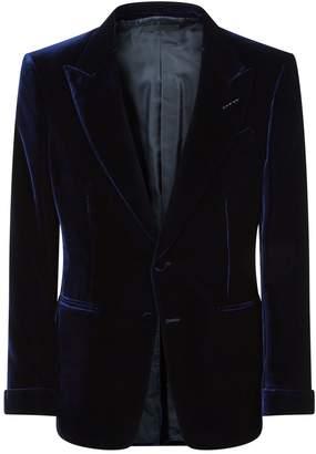Tom Ford Velvet Shelton Jacket