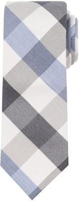 Haggar Men's Patterned Skinny Tie