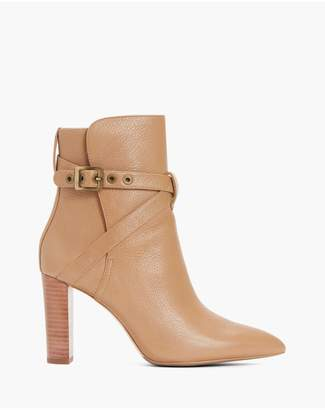 Paige Camille Boot - Tan Leather