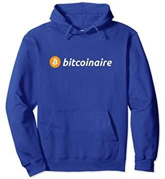 Bitcoinaire - Bitcoin Millionaire Hoodie BTC