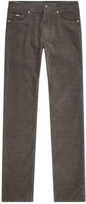 BOSS Stretch Corduroy Trousers