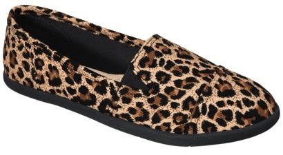 Mossimo Women's Calidora Flat - Leopard Print