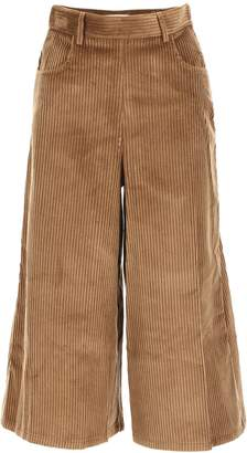See by Chloe Corduroy Culottes