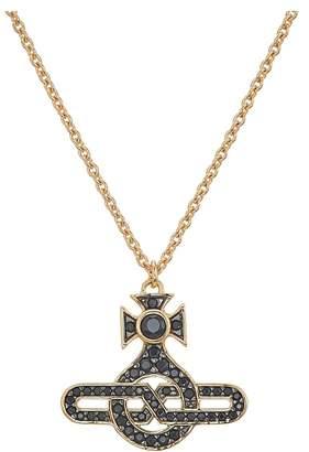 Vivienne Westwood Infinity Pendant Necklace
