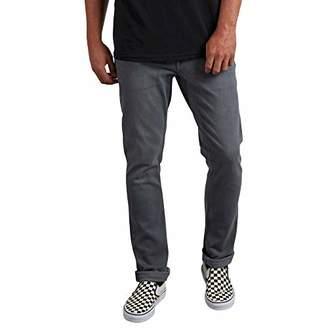 Volcom Men's Vorta Slim Fit Stretch Denim Jean