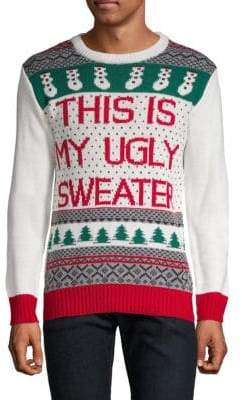 Holiday This Is My Ugly Sweater
