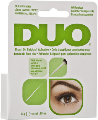 Duo Brush on Striplash Adhesive with Vitamins Clear 5g