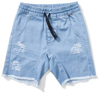 Munster Youth Boy's Ripped Up Shorts