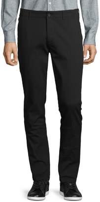 Core Life Flat-Front Cotton Chino Pants