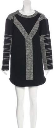 IRO Knit Mini Dress